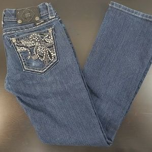 Miss Me Boot Cut Jean's Size 27